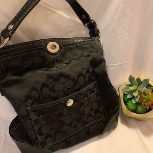 COACH Hobo Bag, black